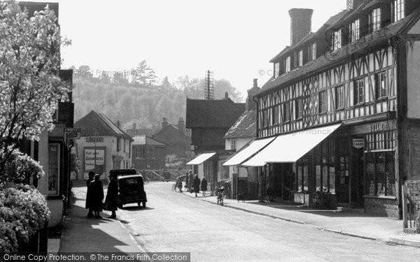 Photo of Farncombe, Farncombe Street c.1955