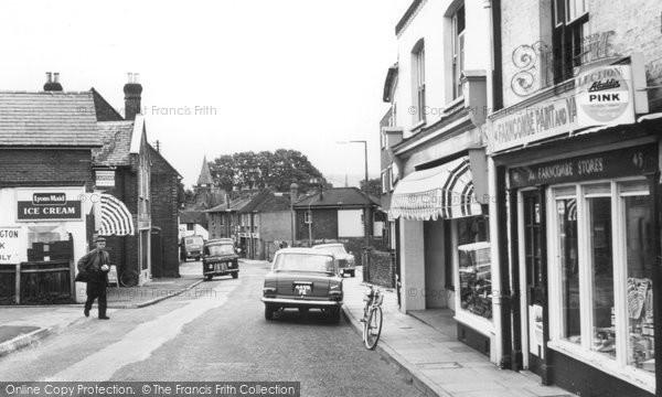 Photo of Farncombe, Farncombe Street c.1965