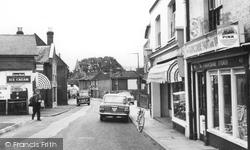 Farncombe, Farncombe Street c.1965