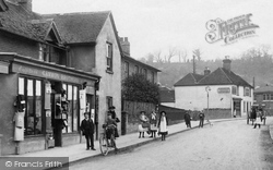 Farncombe, Gammon Brother's Store 1905