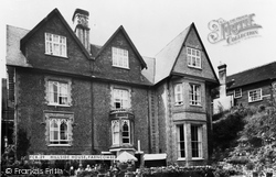 Farncombe, Hillside House c.1965