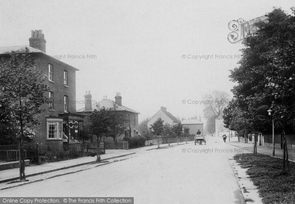 Photo of Farncombe, Mead Row 1907