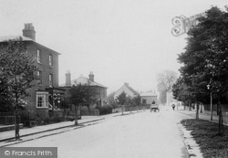 Farncombe, Mead Row 1907