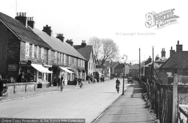 Photo of Farncombe, St John's Street c.1955
