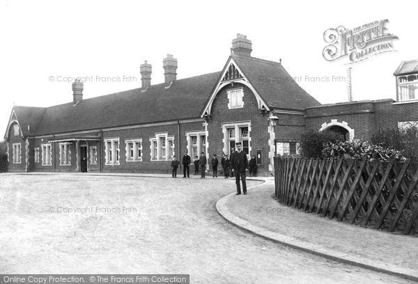Photo of Farncombe, Station 1905