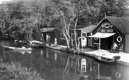 Farncombe, the River c1955