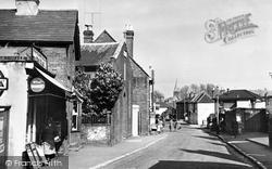 Farncombe, Upper Street c.1955