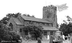 Farndon, St Chad's Church c.1960