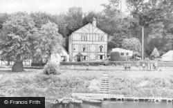 Farndon, The Boat House c.1960