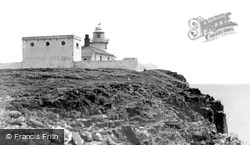 Farne Islands, Inner Farne, The Lighthouse c.1935