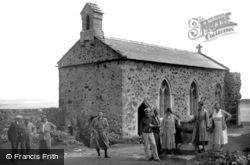Farne Islands, St Cuthbert's Chapel, Inner Farne 1933