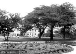 Farnham, Brightwell House 1927