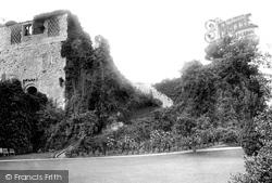 Farnham, Castle 1895