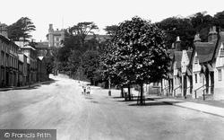 Farnham, Castle Street 1906