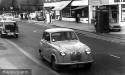 Farnham Common, Austin A30 Car c.1965