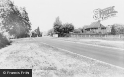 Farnham Common, Entrance To Village c.1965