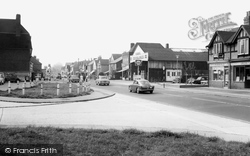 Farnham Common, Main Road c.1965