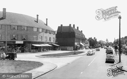 Farnham Common, The Parade c.1965