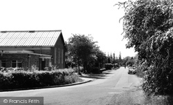 Farnham Common, The Village Hall c.1965