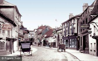 Farnham, Downing Street 1904
