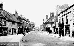 Farnham, East Street 1904