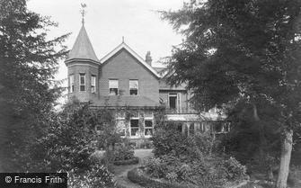 Farnham, Highlands, Military Hospital 1917