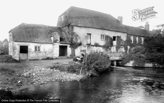 Farnham,Moor Park Mill 1913,Surrey