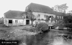 Farnham, Moor Park Mill 1913