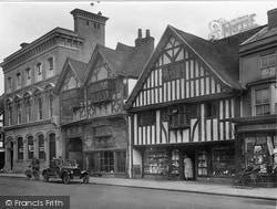 Farnham, Old Houses, The Borough 1924
