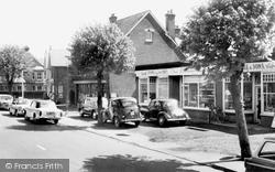 Farnham, Ridgway Road c.1965