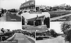 Farnham Royal, Composite c.1960