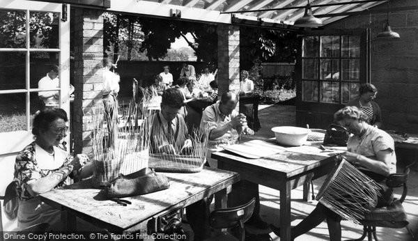 Farnham Royal, Recuperative Home c.1955