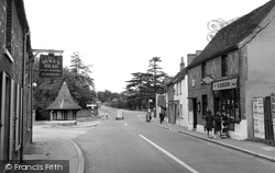 Farnham Royal, The Village c.1955