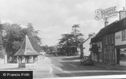 Farnham Royal, The Village c.1960