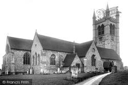 Farnham, St Andrew's Church 1899