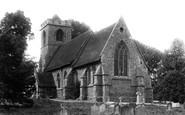 Farnham, St Mary the Virgin Church 1899