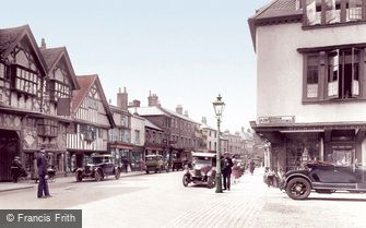 Farnham, The Borough 1924