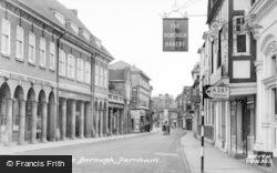 Farnham, The Borough c.1960