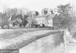 Farnham, The Maltings From The Water Meadows c.1930