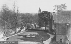 Farnham, View From Castle Keep c.1955
