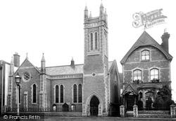 Farnham, Wesleyan Chapel 1895