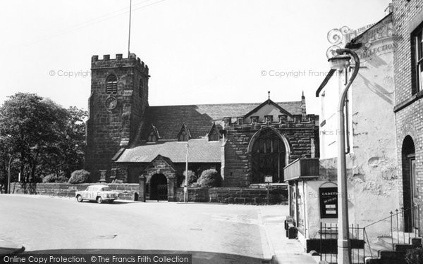 Photo of Farnworth, St Luke's Church 1966