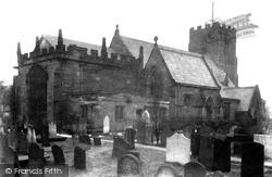 St Luke's Parish Church 1900, Farnworth