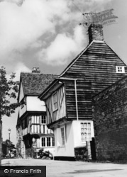 Faversham, Arden's House, Abbey Road c.1950