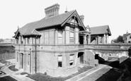 Faversham, Cottage Hospital 1892