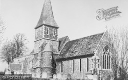 Faversham, Preston Church c.1930