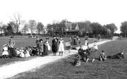 Faversham, Recreation Ground 1892