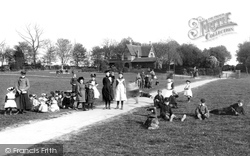 Faversham, Recreation Ground 1892
