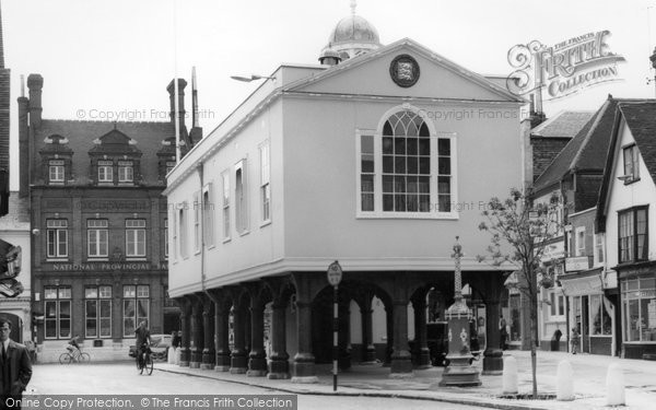 Photo of Faversham, The Guildhall c.1960
