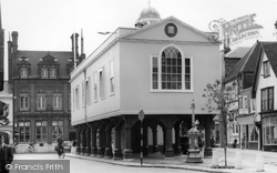 Faversham, The Guildhall c.1960